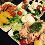 Cafe Akselin salaatit